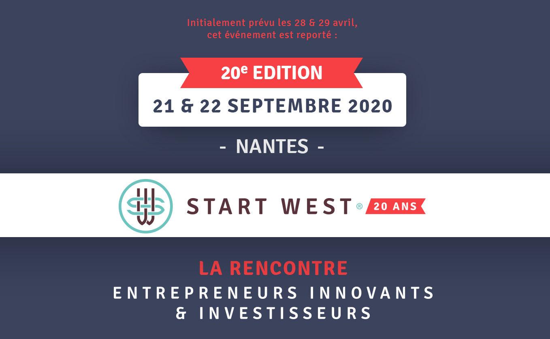 (EN) START-WEST 2020, reporté au mois de septembre !